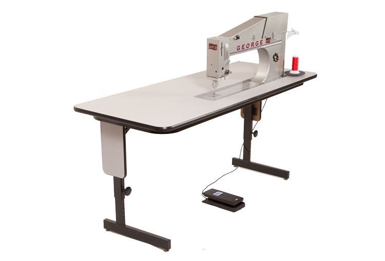 APQS - Longarm Quilting Machine. Just arrived at my home (i wish ... : sit down long arm quilting machine - Adamdwight.com