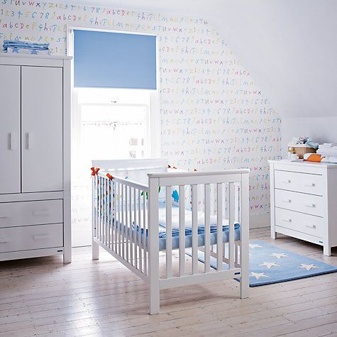 John Lewis Partners Lasko Nursery Furniture White Baby Furniture Sets Nursery Furniture Sets Nursery Furniture