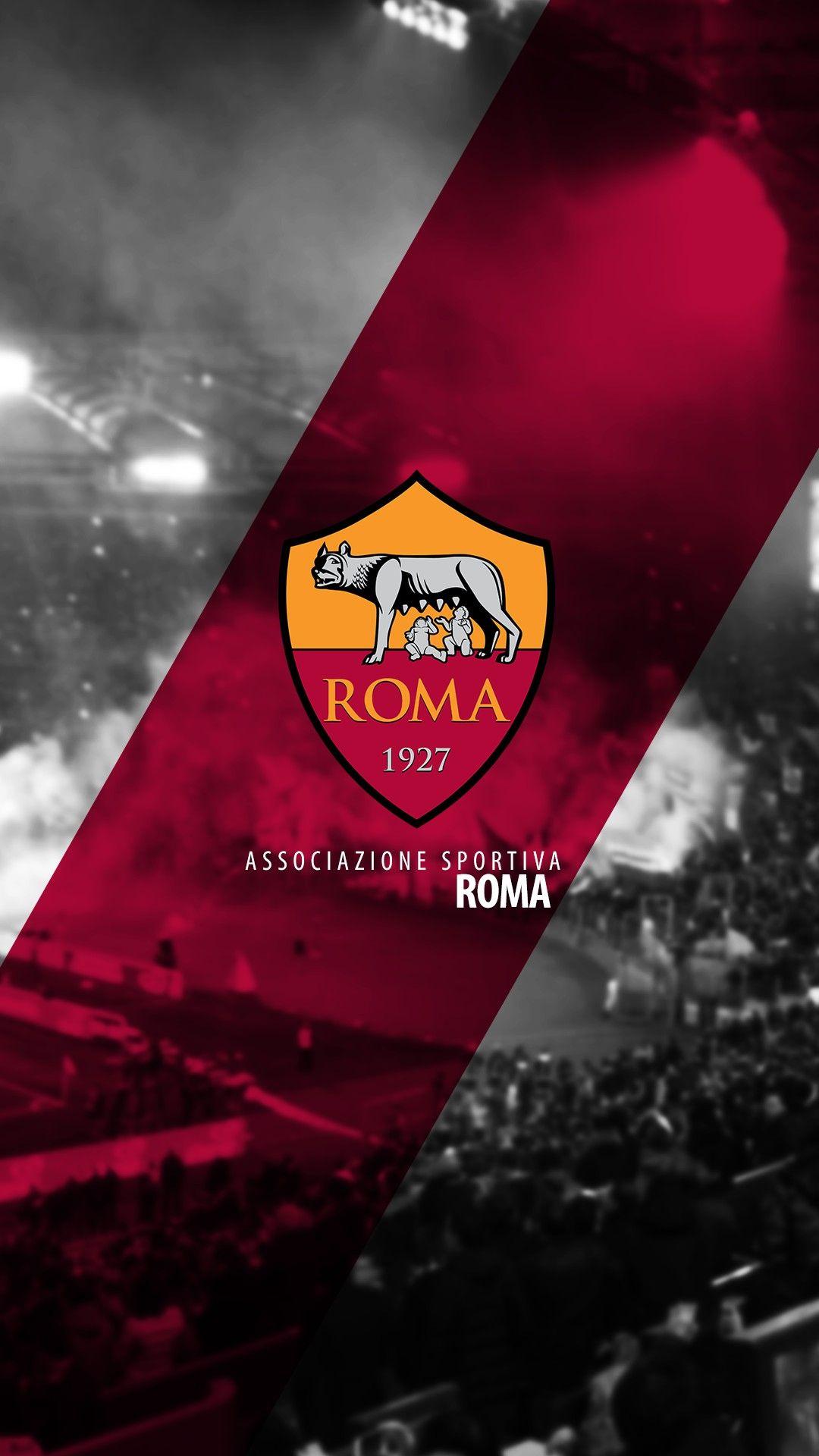 Associazione Sportiva Roma in 2021   As roma, Football wallpaper, Roma