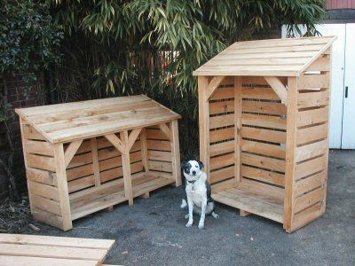 Built To Last, High Quality Log Stores, Delivered Fully Constructed And  Ready To Site. Standard And Bespoke Wood Log Stores.