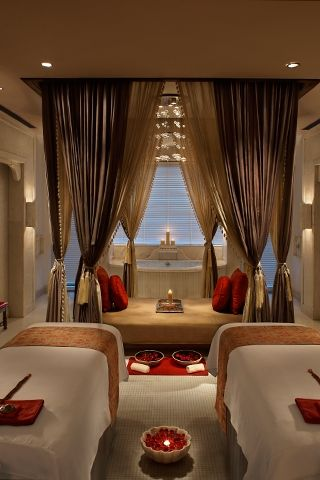 India's Top Hotel Spas   Vogue; India