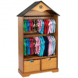 Dog Wardrobe Closet Need For Chloe S Clothes For The