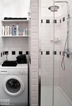 Il #bagno è stato ampliato e migliorato nella fruibilità grazie alla ...