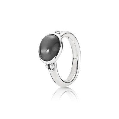 pandora moonstone ring