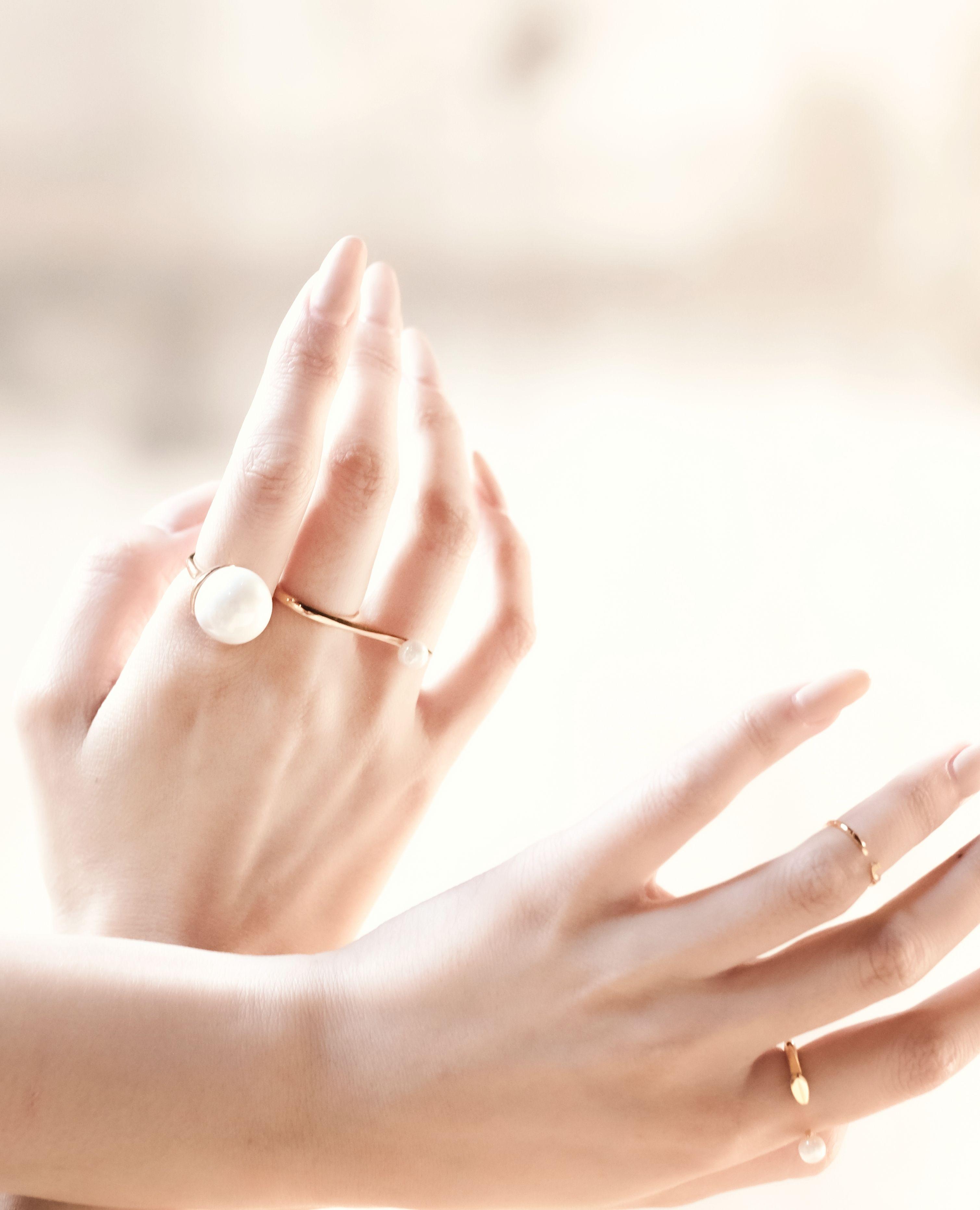 Does Gold Vermeil Tarnish : vermeil, tarnish, ThEyes, Vermeil, Rings, Rings,, Fashion, Jewelry