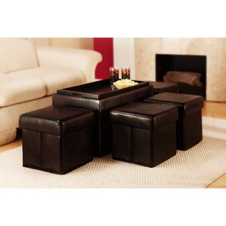 Pleasing Designs4Comfort Faux Leather Storage Bench With 4 Ibusinesslaw Wood Chair Design Ideas Ibusinesslaworg