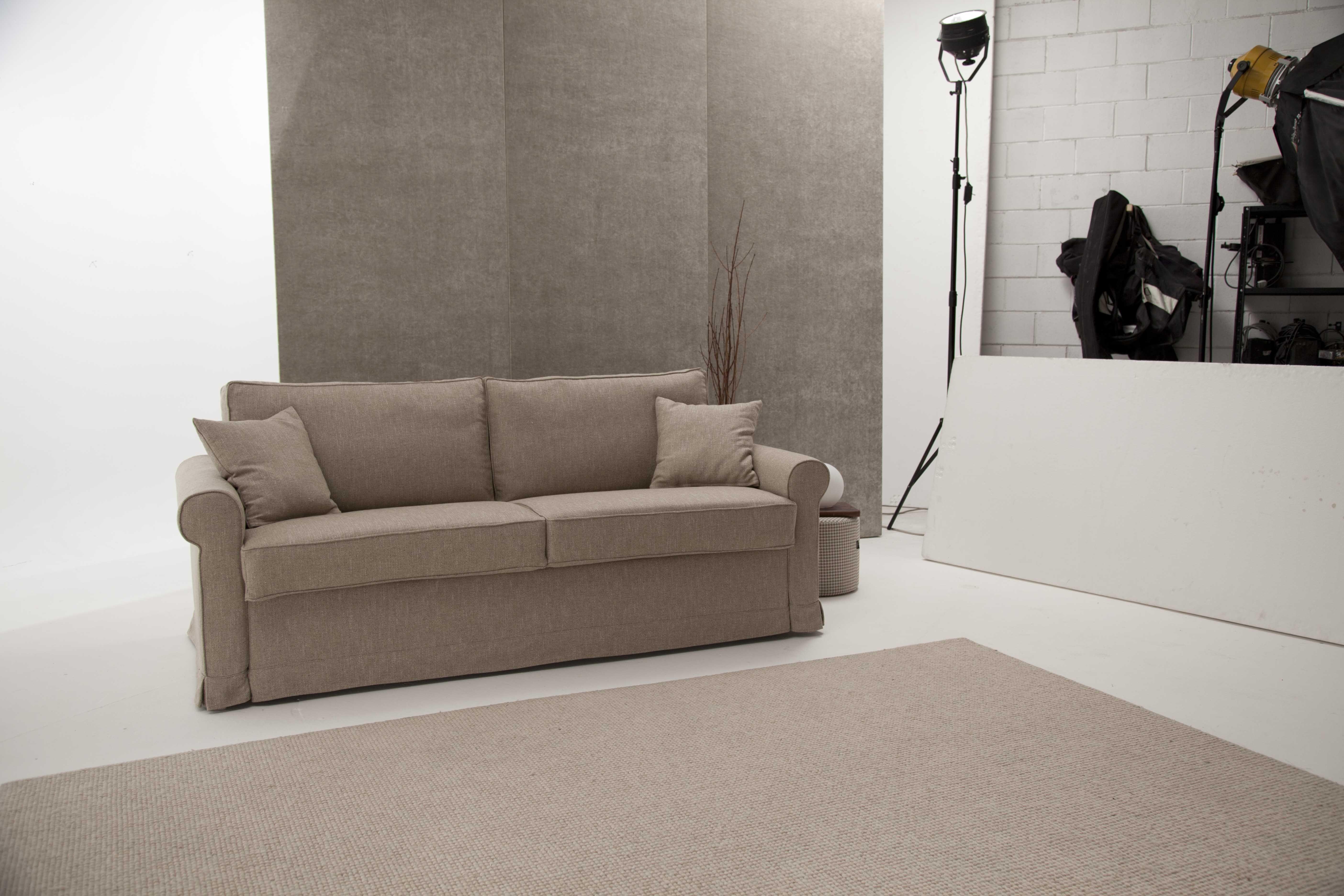 Divano Comodo Per Dormire pin su divano letto meda con materasso da 18 cm - meda sofa