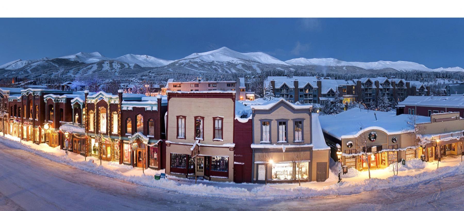 Gobreck The Official Breckenridge Resort Chamber Colorado