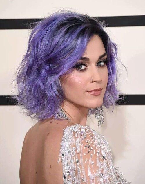 Katy Perry Katy Perry Hair Color Katy Perry Hair Katy Perry Purple Hair