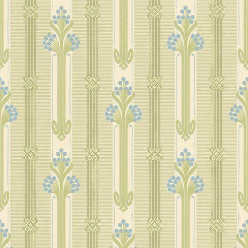 tapete nergarden blau wallpaper pinterest art nouveau wallpaper wallpaper and art deco. Black Bedroom Furniture Sets. Home Design Ideas