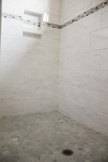 Daltile Snow Illusion 2 58 In X 12 In Marble Decorative Accent Wall Tile 02188 Sq Ft