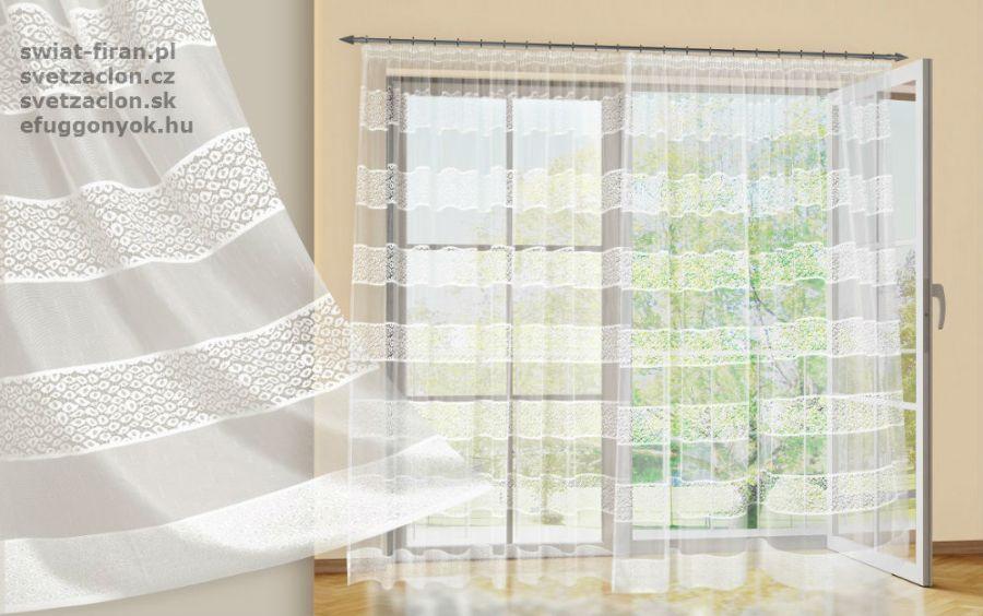 Nortfolk Sfa świat Firan Firany Zaslony Home Decor