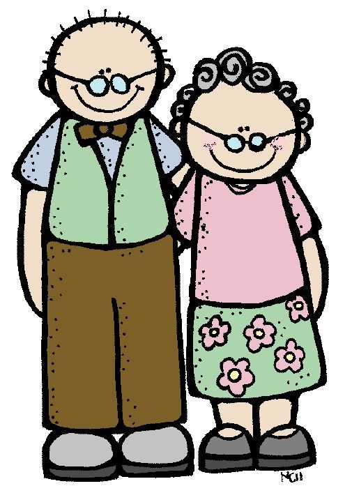 melonheadz grandparents melonheadz pinterest grandparents rh pinterest com grandparents clip art images grandparent clipart