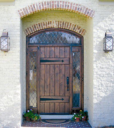 Custom French Country Front Entry Solid Wood Door Doors By Decora Country Front Door Front Door Design French Front Doors