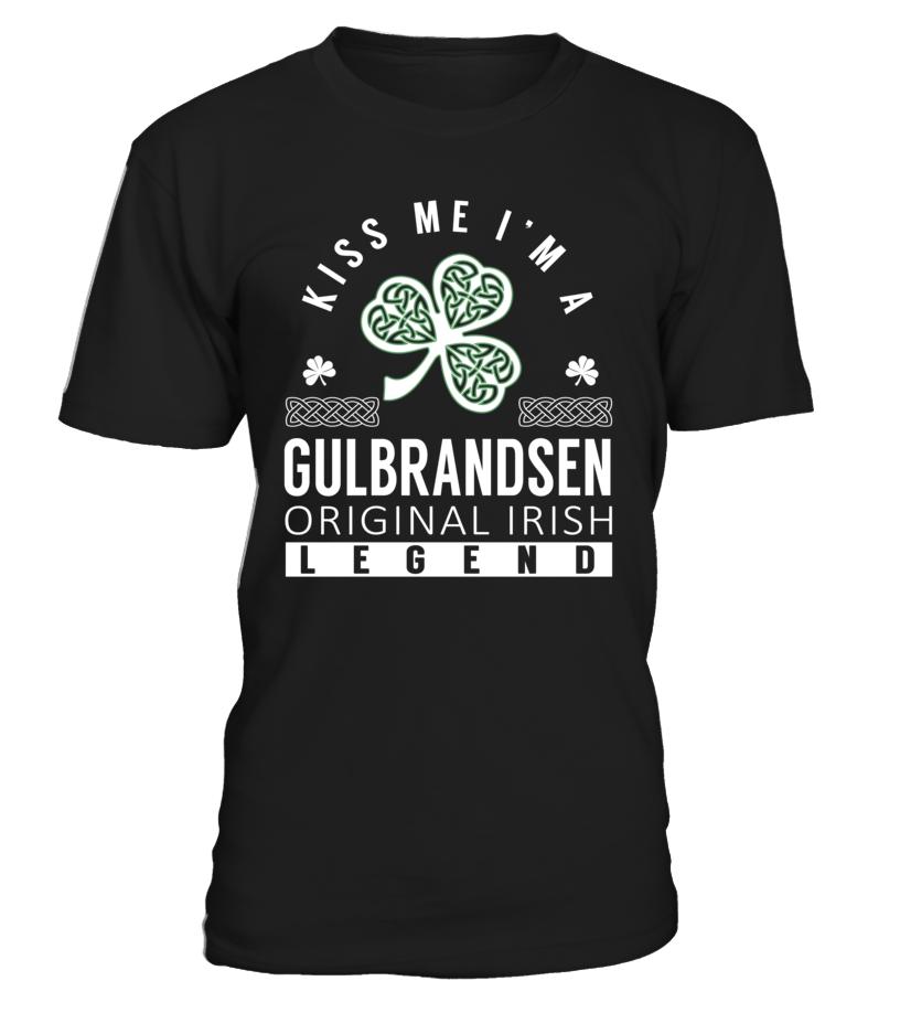 GULBRANDSEN Original Irish Legend