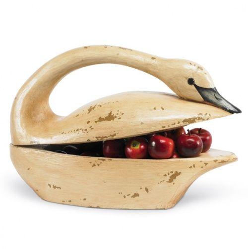 Beautiful Swan Box.
