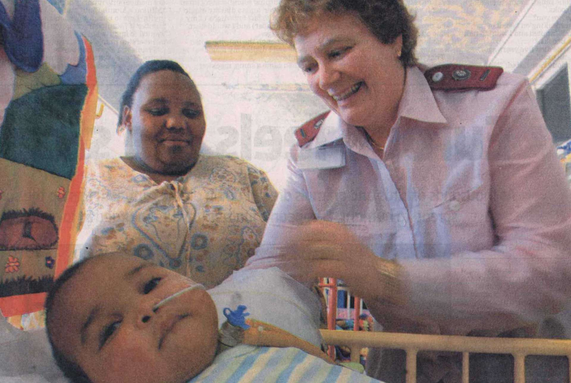 The Tracheostomy And Ventilation Breatheasy Home Care Programme At Red Cross War Memorial Childrens Hospital In Cape Town South Africa