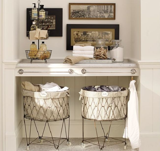 Country Style Laundry Room Decorative Accessories Decolover