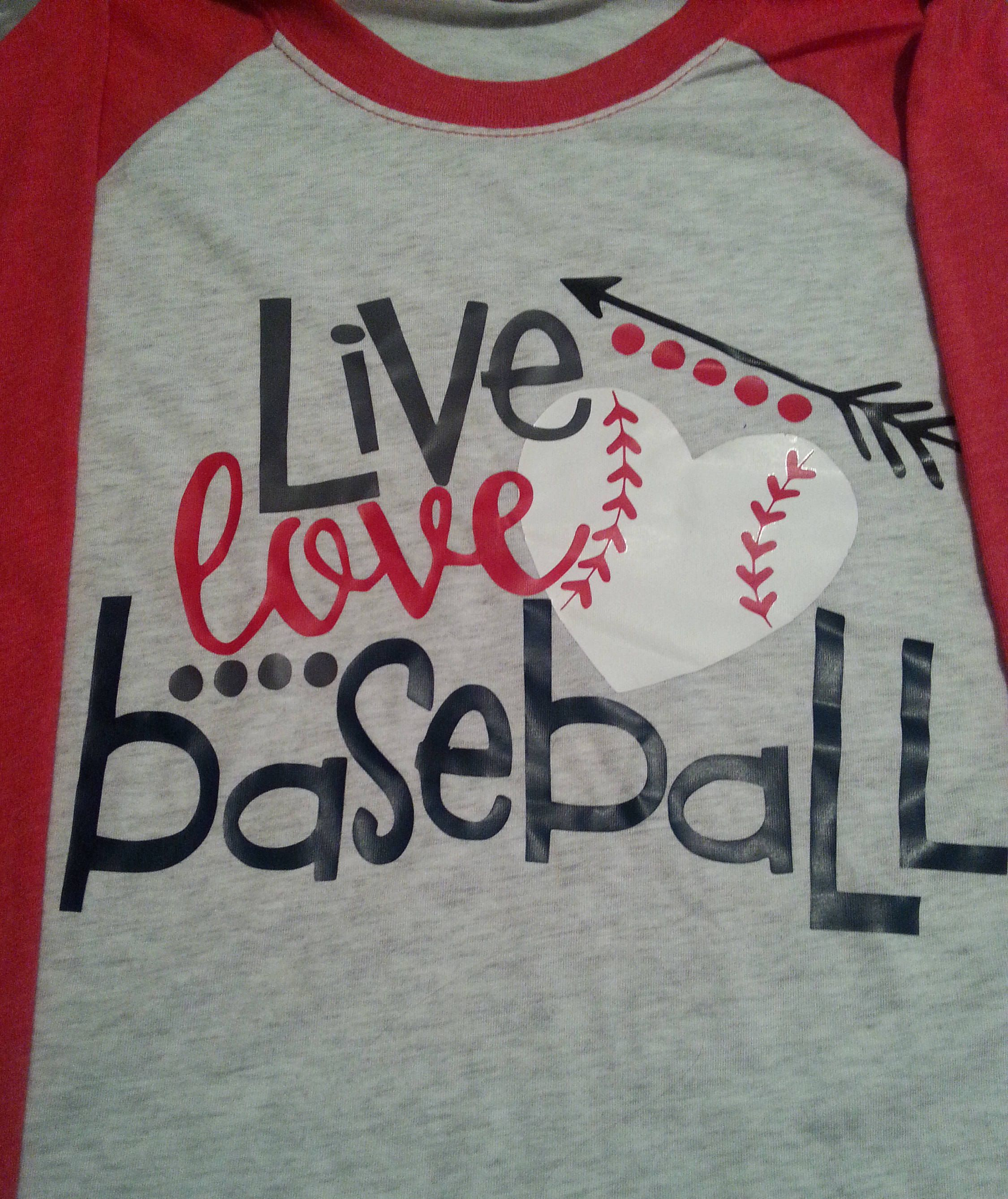 e1880caee91 Live Love Baseball Shirt Baseball Mom Baseball raglan Plus size raglan  Youth Baseball Shirts Customm Baseball Shirt Ballfield Shirt by  SimplySweetJBoutique ...