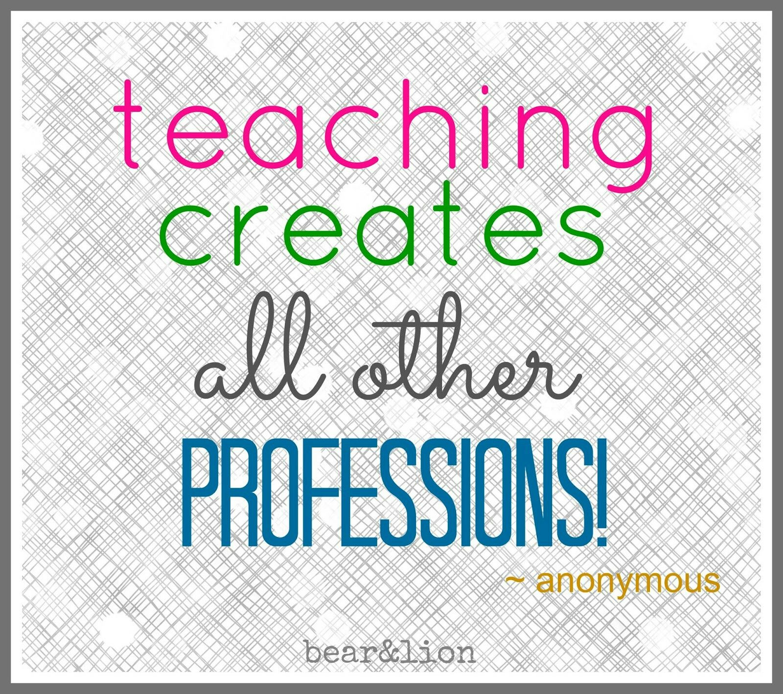Thank You Teacher Quotes Pinnikki Bayouth On Great Quotes  Pinterest