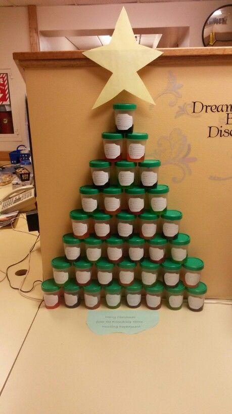Urine Specimen Cup Christmas Tree Christmas Decorations Specimen Cups Holiday Decor