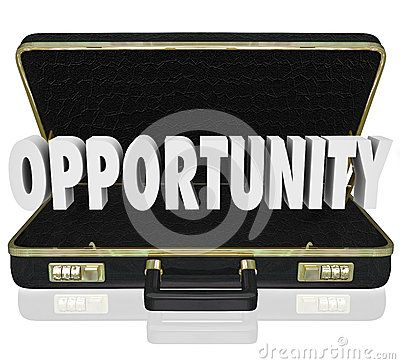 Opportunity Word Open Briefcase Job Offer Sales Proposal Diverse - job offer