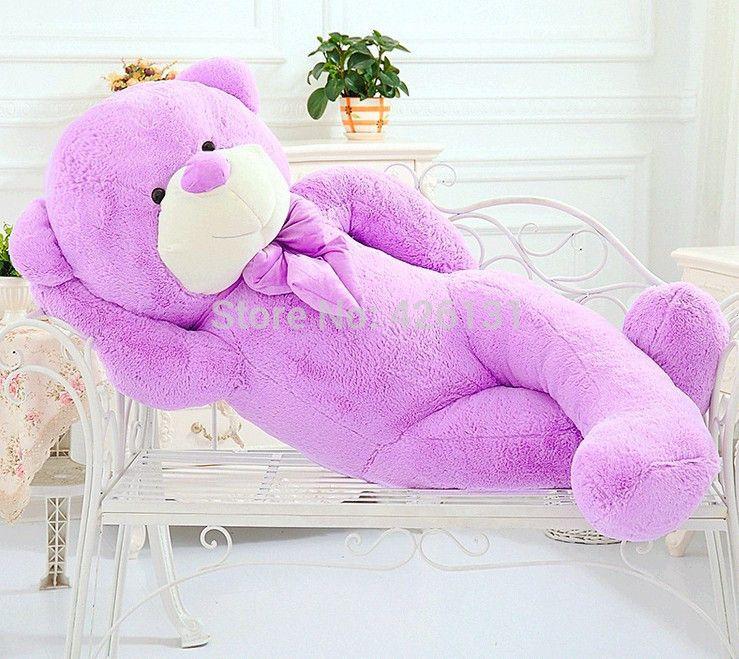 Wholesale Teddy Bear Plush Toy 120cm Birthday Valentine S Day Gift