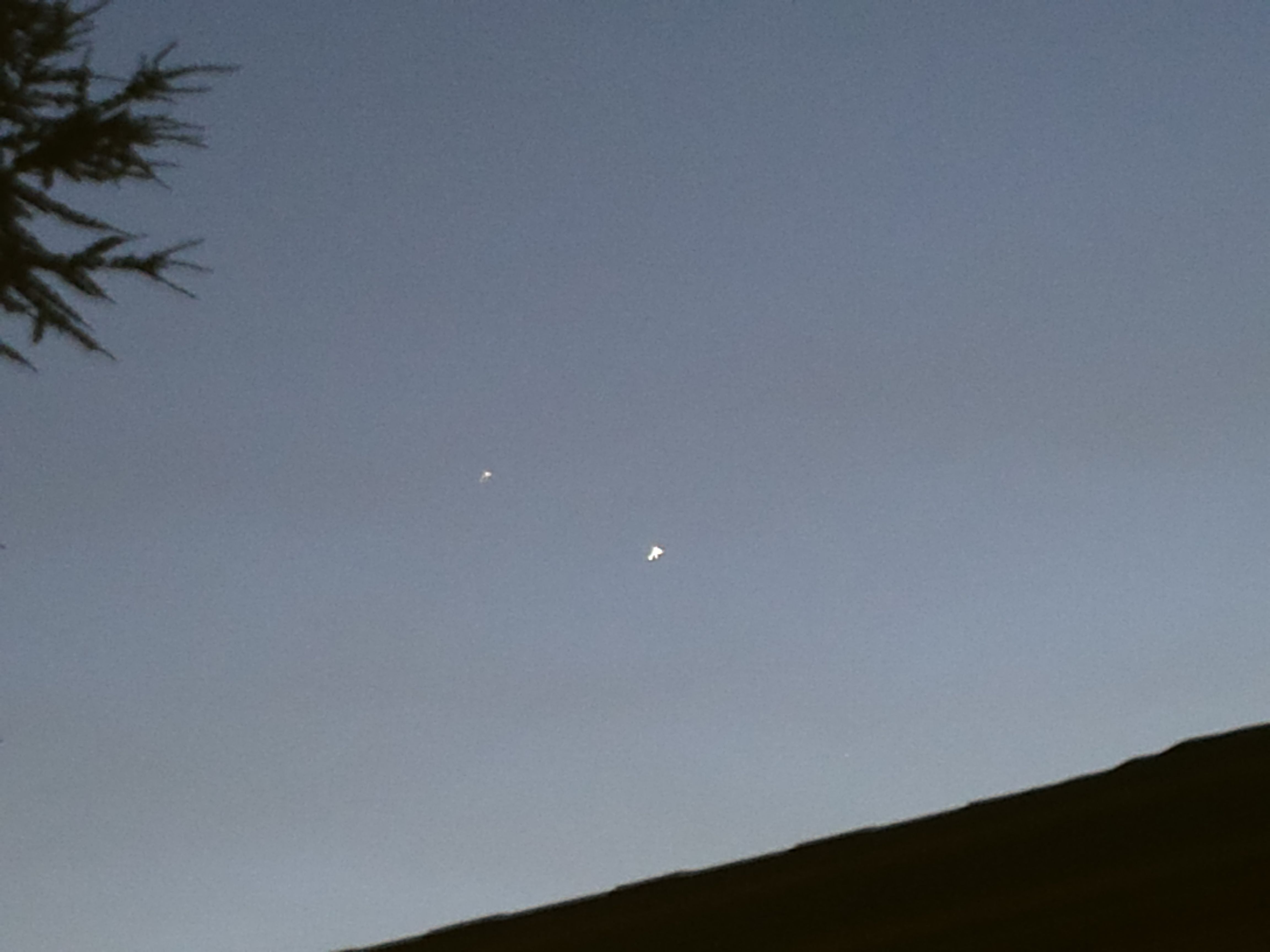 June 15 Jupiter And Saturn