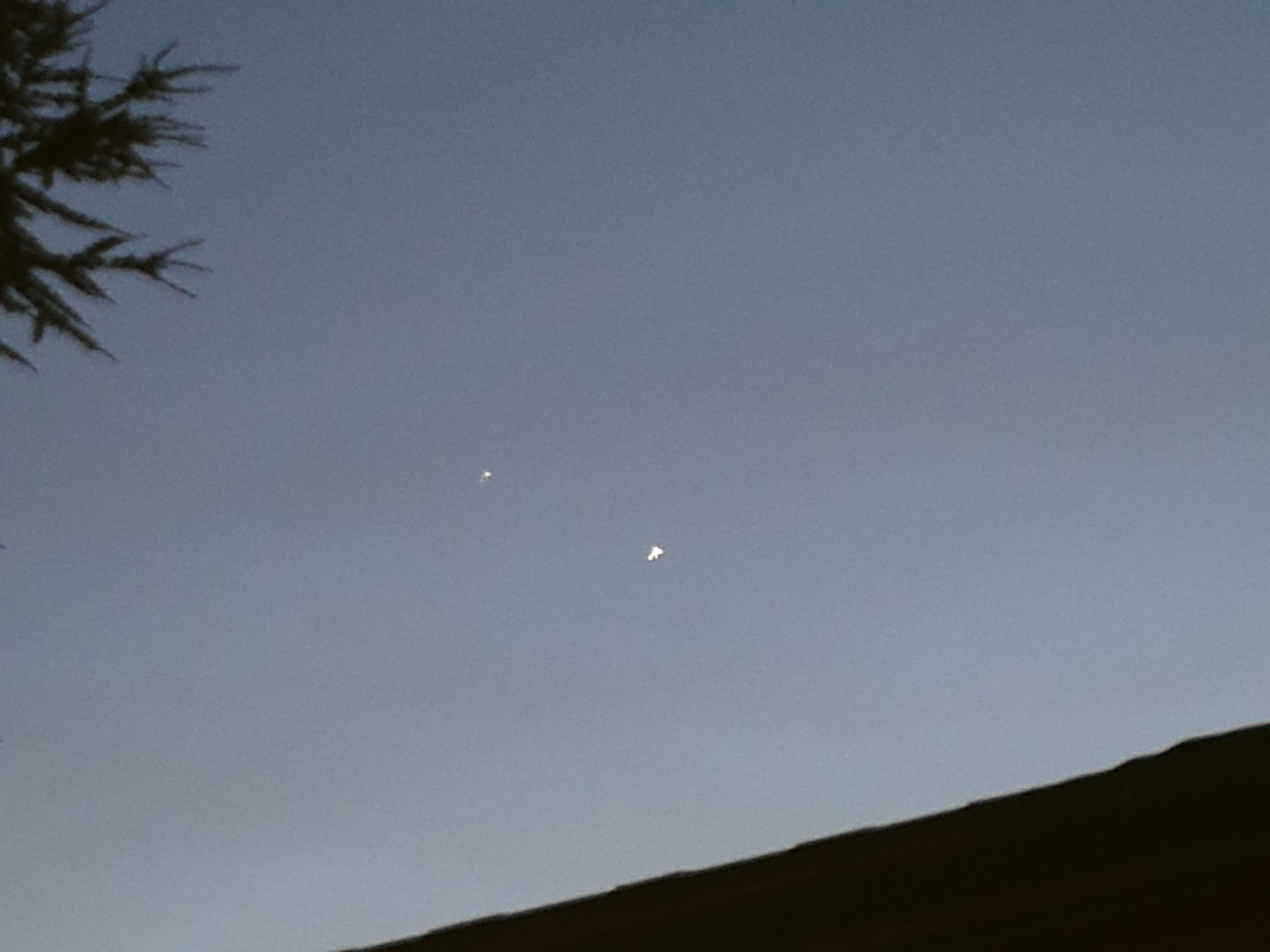 1 Pt Nampa Idaho June 15 Jupiter And Saturn