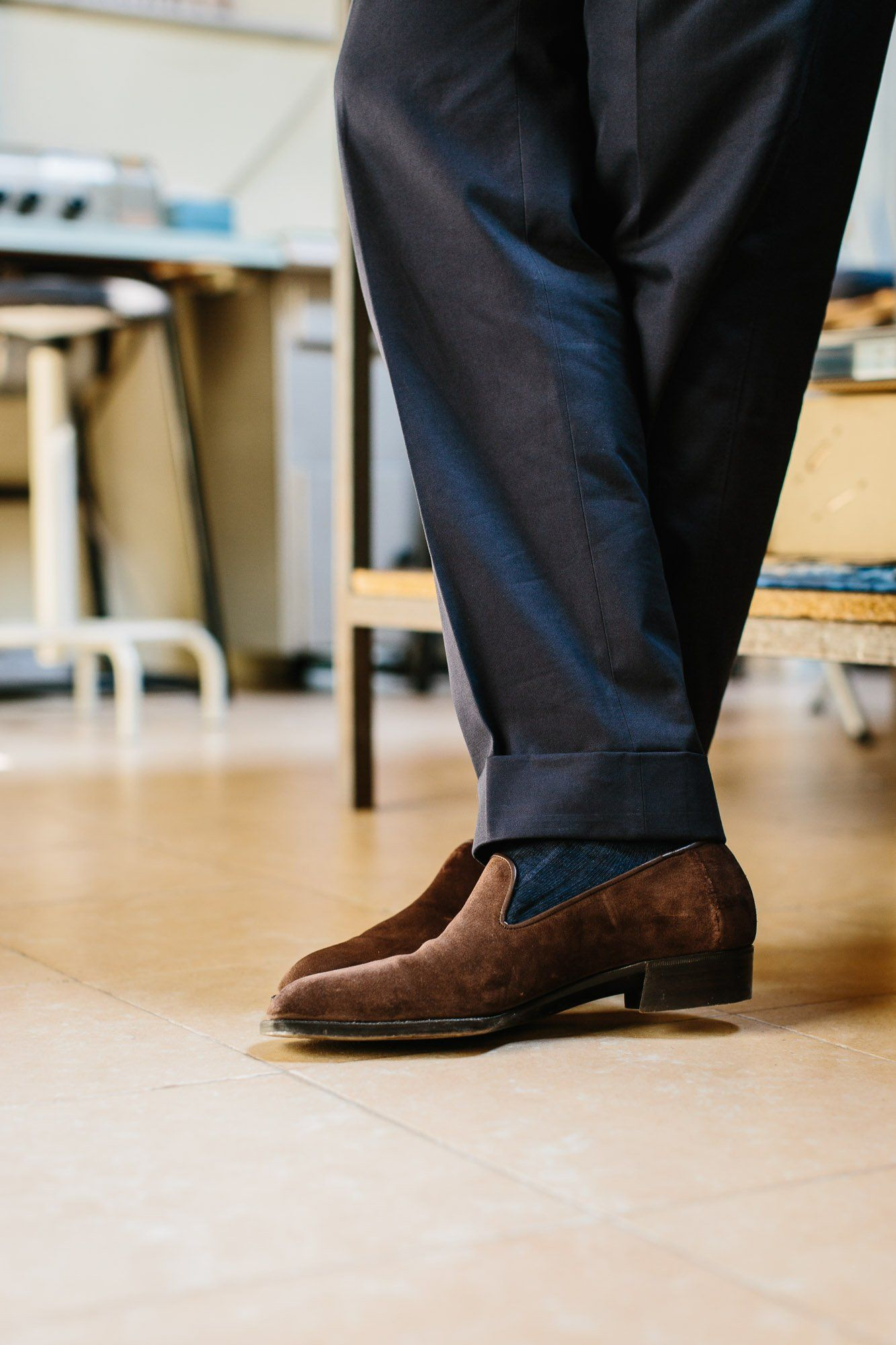 Permanent Style | Suede shoes, Loafers