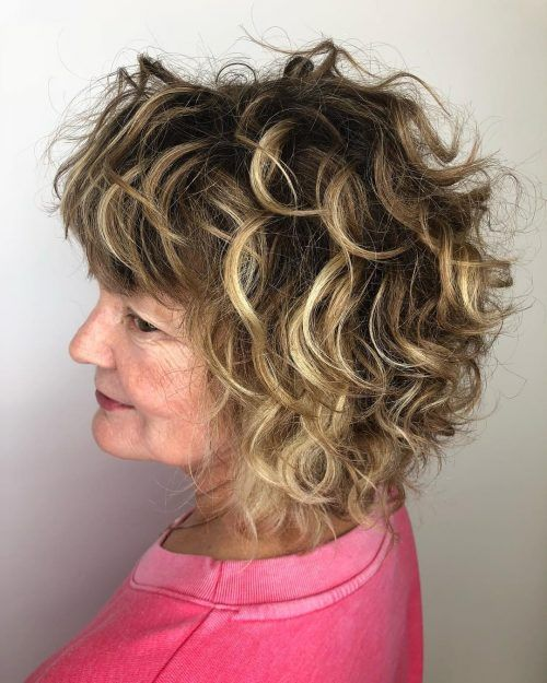 15 youthful mediumlength hairstyles for women over 50