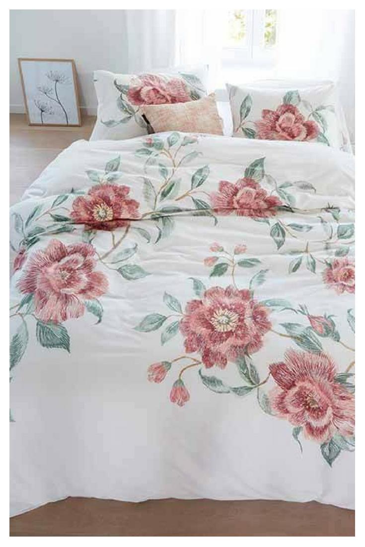 Bettwäsche Rosette In 2019 Schlafzimmer Ideen Quilt Cover Sets
