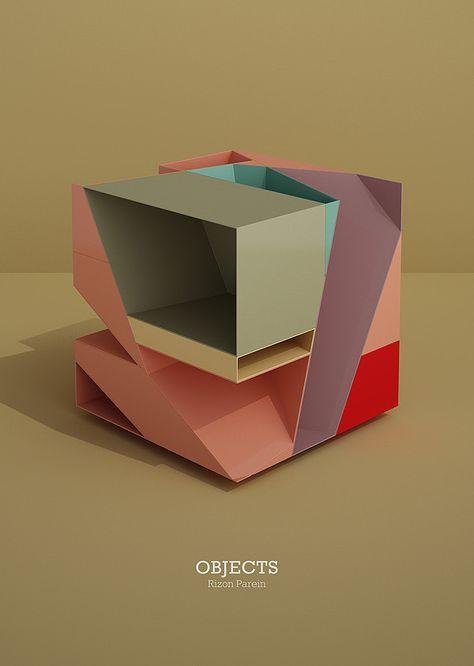 Objects by Rizon Parein.