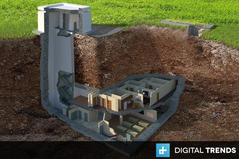 Buying An Underground Bunker Why Not Make It A Luxurious One