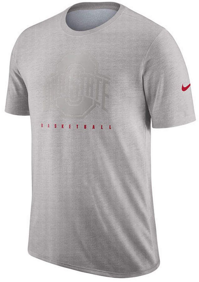 430497a0726 Nike Men Ohio State Buckeyes Marled Legend Player T-Shirt in 2019 ...