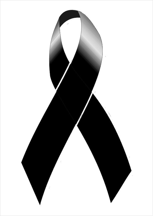 Resultado de imagem para simbolo de luto