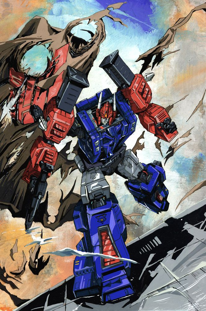 A shoutout to the amazing Japanese toy line that was mixed with a few others to form the original G1 Transformers toys we all remember and love: Diaclone!!