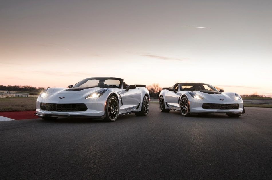 Limited To 650 Vehicles Globally And Available On Grand Sport 3lt And Z06 3lz Trims The Carbon 65 Edition Features Chevrolet Corvette Corvette Chevy Corvette