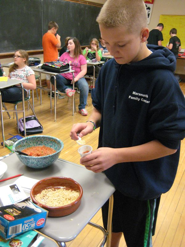Cooking in Spanish Class (With images)   Spanish class ...