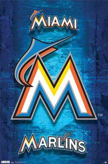 Marlins MLB DIAMOND ERA 59FIFTY Black-Orange BP Hat by New Era