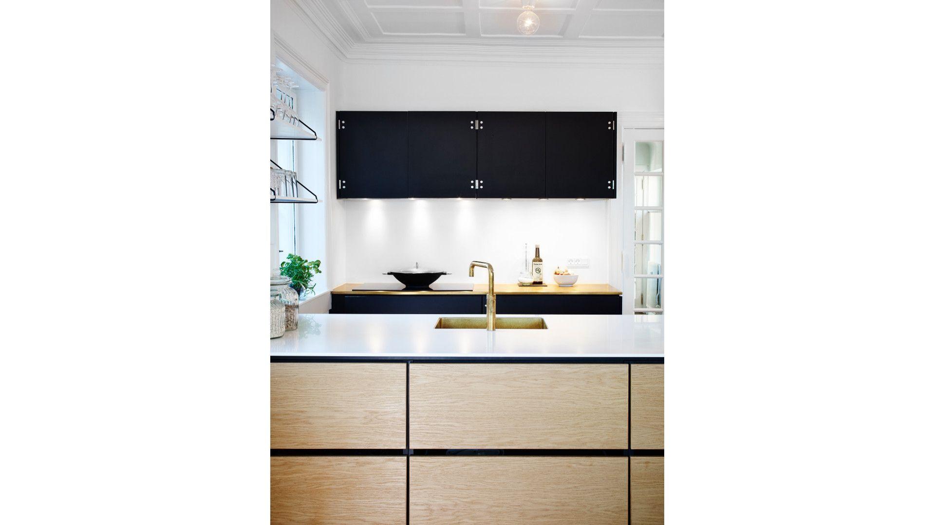 Nye køkkener hos Kolon Total Inventar! Vi designer og producerer ...