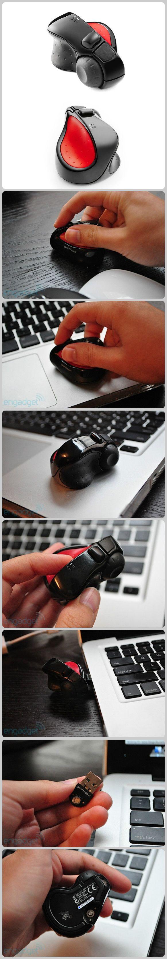 Swiftpoint Mini Mouse, Popular Science mejor de lo que es nuevo .