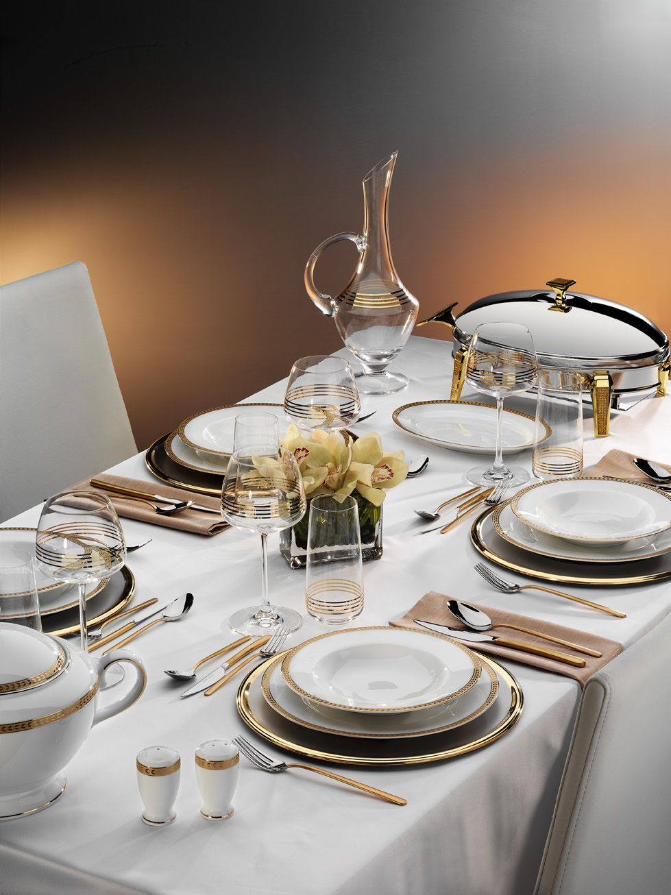 Hisar Art Of Dining Dining Table Accessories Dining Table