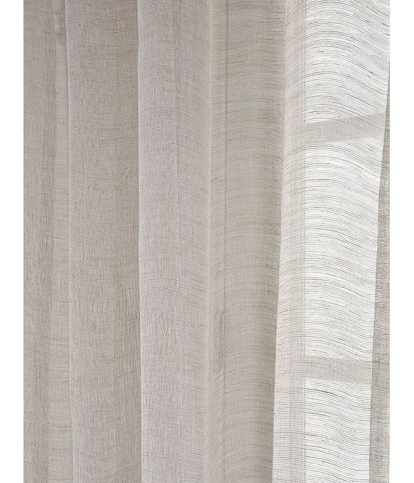 Open Weave Cream Linen Sheer Curtains Drapes Sheer Linen Curtains Sheer Curtains Curtains