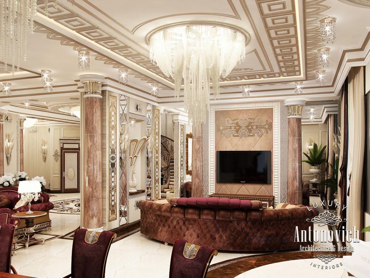 Kitchen Design in Dubai, Luxury Kitchen & Dining, Photo 9 ...