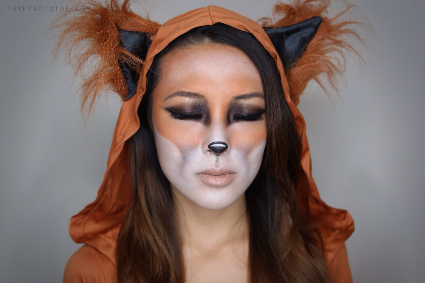 Totally want to be a fox this year! then people can say