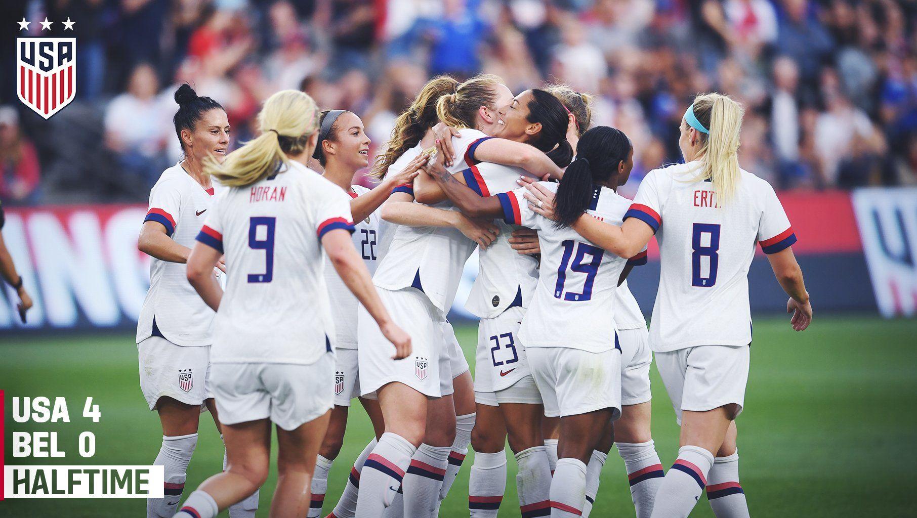 U S Soccer Wnt On Twitter Girls Soccer Team Girls Soccer Womens Soccer
