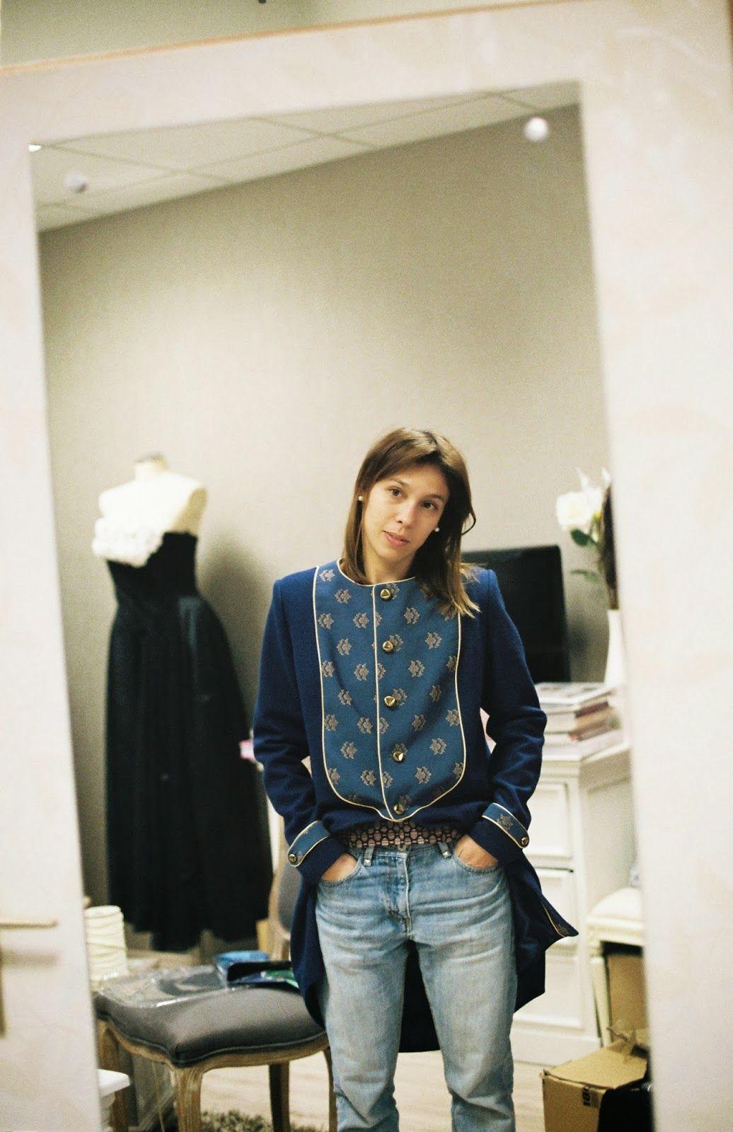 tonbogirl: Best Fashion Graduate 2013: Petra Kubíková