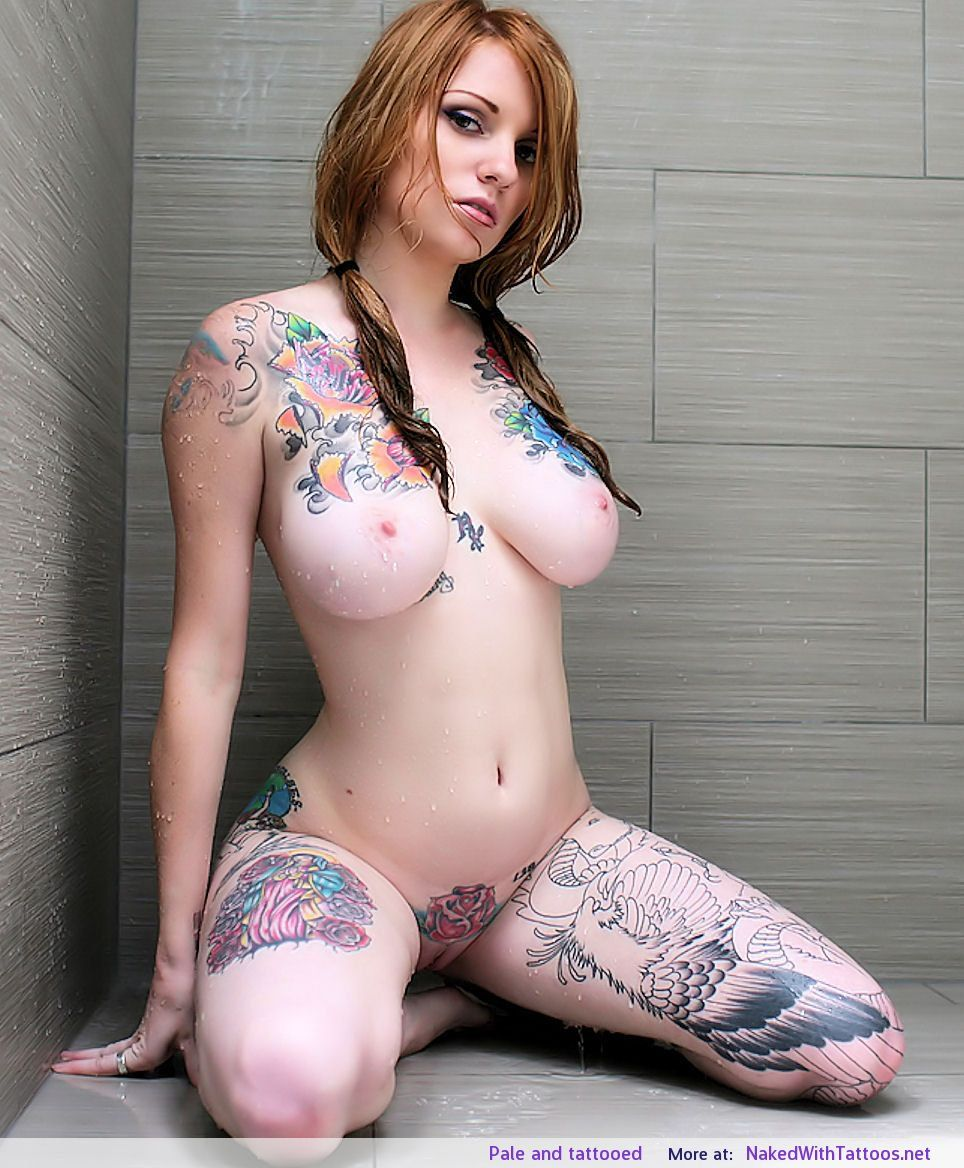 Sexy Nude Girls With Tattoos
