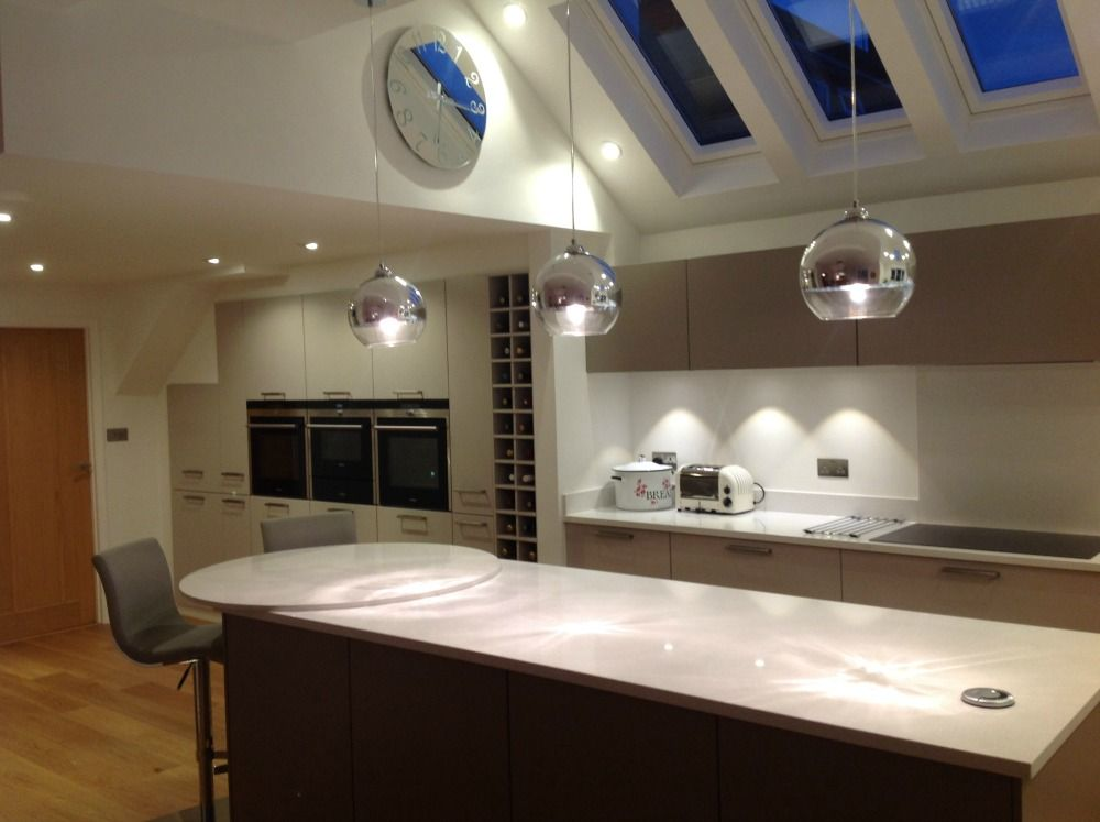 A Schuller Nova Laminate kitchen installation we did recently in ...